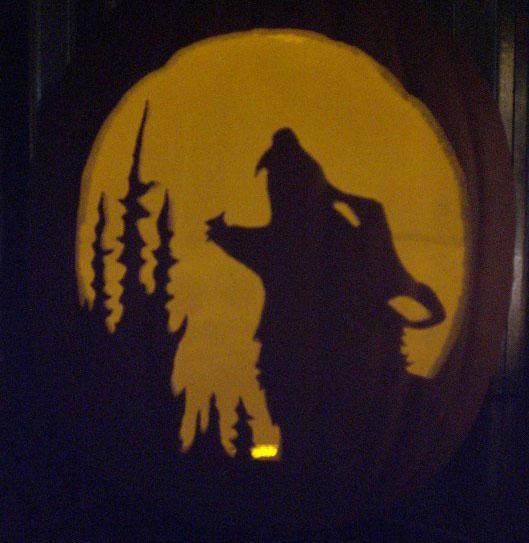 Pumpkin Carving Design...