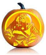 Pin buzz lightyear pumpkin stencil varieties site on pinterest for Buzz lightyear pumpkin template