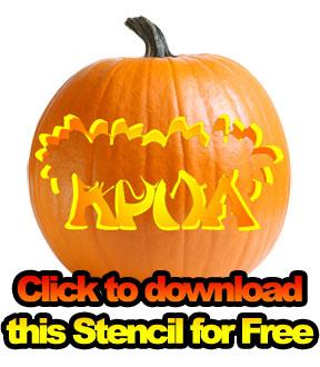 Pumpkin Stencils - Bessed