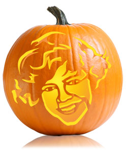 one direction pumpkin carving package ultimate pumpkin