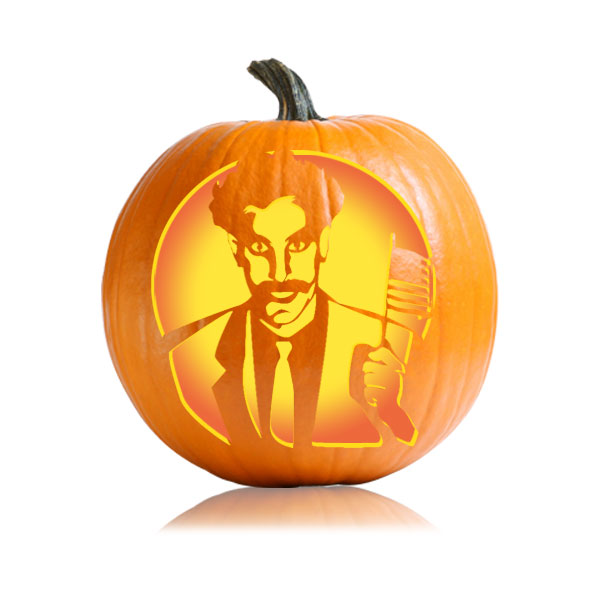 The Gallery For Vampire Pumpkin Stencils
