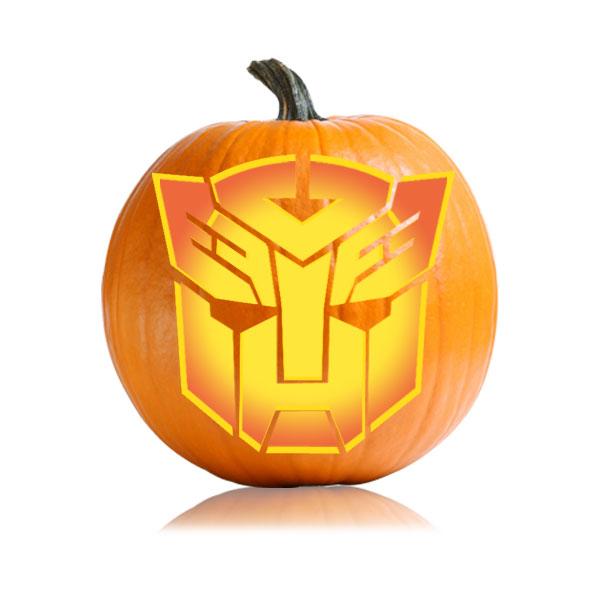 Transformers Autobots Stencil