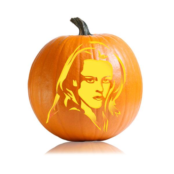 Bella Breaking Dawn Pumpkin Pattern
