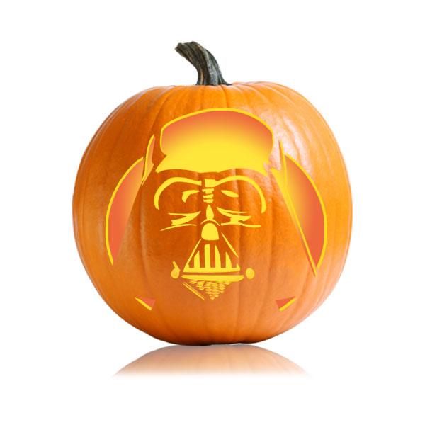 darth vader pumpkin designs rh ultimate pumpkin stencils com pumpkin carving stencils darth vader