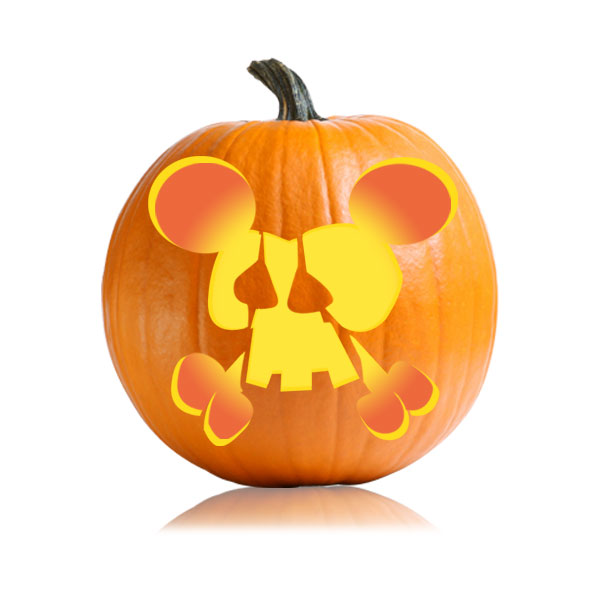 Fun jolly roger pumpkin carving stencil ultimate