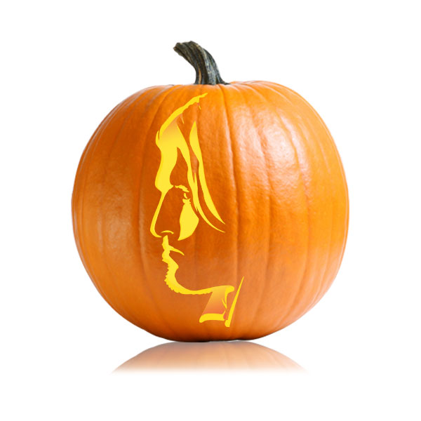 Haymitch Hunger Games Pumpkin Pattern