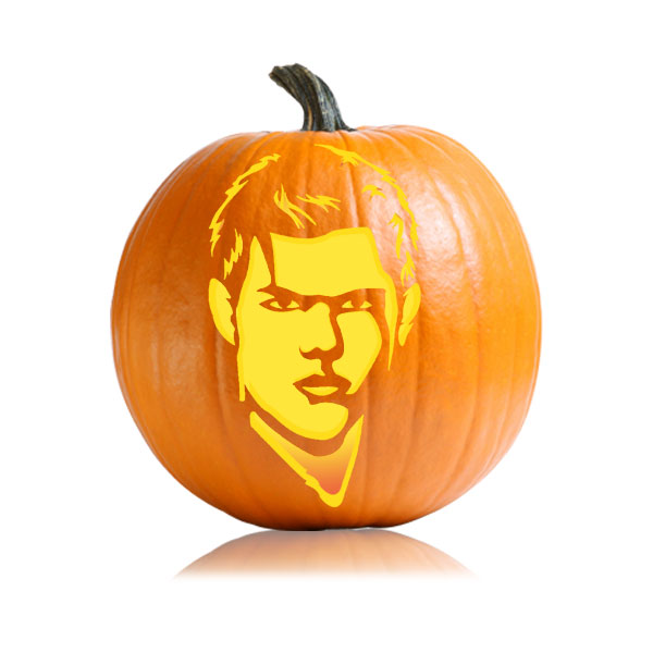 Jacob Breaking Dawn Pumpkin Pattern