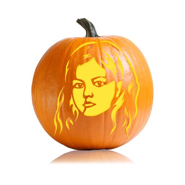 Renesmee Breaking Dawn Pumpkin Pattern