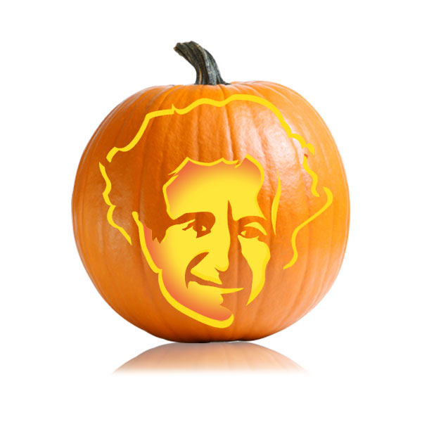 Robin Williams Peter Pan Pumpkin Pattern