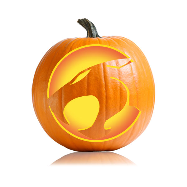 ThunderCats Pumpkin Pattern