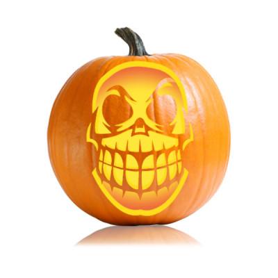 trick or treat pumpkin template - halloween pumpkin patterns