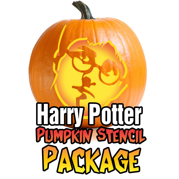 Harry potter pumpkin carving package ultimate