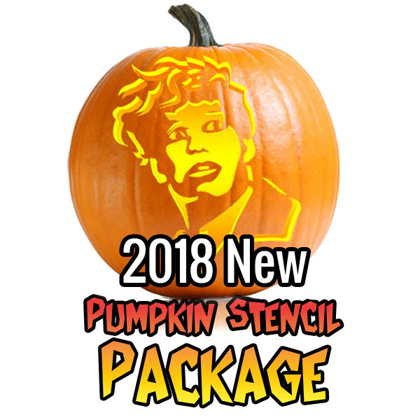2018 Pumpkin Stencil Package